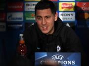 Hazard: Messi? Ronaldo?