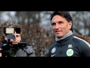 Labbadia startet Mission Nichtabstieg in Wolfsburg