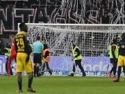 Kein normales Spiel - Frankfurts Sieg und die Fan-Proteste