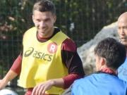 Vor J-League-Start: Deutsche Unterstützung für Podolski