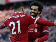Can, Salah, Firmino, Mané - Reds feuern aus allen Rohren