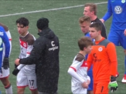 U16-Wölfe zittern sich zu Nordderby-Sieg