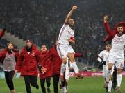 Cutrone per Hacke: Milan düpiert die Roma