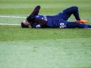 Neymar knickt um! PSG zittert trotz 3:0