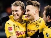 Götze, Schürrle, Reus - Dortmunds magisches Dreieck