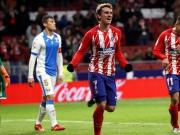 Attacke Atletico: Griezmann-Gala beim 4:0