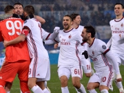 Milan zittert sich per Elfmeterschießen ins Finale