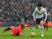 Son überragend! Tottenham schlägt Huddersfield