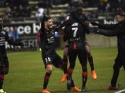 Rennes Sturmlauf: Sarr mit Glück und Geschick