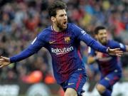 Traumtor! Messi wiederholt sich und entscheidet das Gipfeltreffen