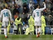 Real mühelos, Ronaldo historisch