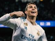 Königlicher Ronaldo allein im Prinzenpark