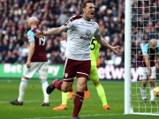 Burnley bringt West Ham in Abstiegsnöte