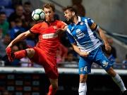 Duarte stolpert - doch Espanyol bügelt den Lapsus noch aus
