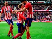 Griezmann spektakulär! Atletico schlägt Celta