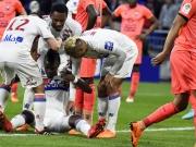 Im siebten Anlauf: Lyon siegt mit Knalleffekt