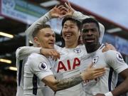 Doppelter Son! Tottenham dreht nach Rückstand auf