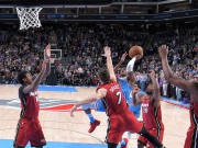 Fox & Randolph mit Big Plays - Kings besiegen Heat