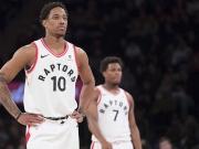 Raptors fahren zehnten Sieg in Serie ein