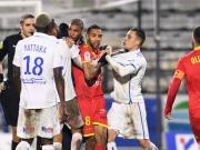 Ligue 2: Auxerre-Teamkollegen prügeln sich
