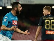 Napoli: Raul Albiol macht doppeltes Alu-Pech vergessen