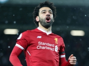 Die furiose Vier-Tore-Show des Mohamed Salah