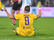Ferrara feiert, Juve verzweifelt
