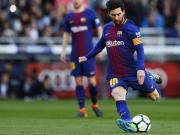 Messi mit Knaller, Podolski mit Klebe - Top-10-Tore des Wochenendes