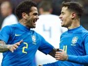 Russland geht gegen Brasilien die Puste aus