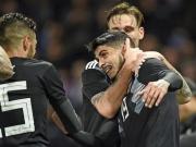 Messi applaudiert von oben - Banegas Zauberfuß