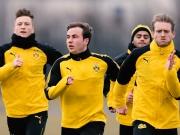 Götze, Schürrle, Reus - BVB-Trio zittert um die WM
