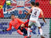 Montpelliers Blitzstart - Doppelpacker Sio