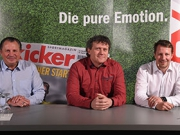 Der kicker-Legendentreff in Kaiserslautern -