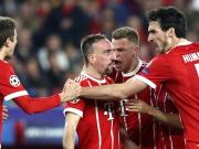 Bayern auf Halbfinalkurs -