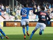 Irres Finish - Diawara lässt Napoli weiter träumen