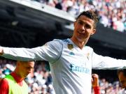 Ronaldo volley - doch ein Hampelmann verdirbt Real den Spaß
