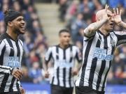 Newcastle lupft sich zum Sieg bei Leicester