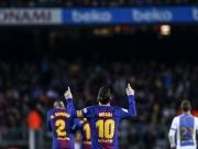 Dank Messi: Barcelona stellt Uralt-Rekord ein