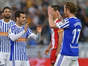 Zurutuzas Vorlagenhattrick - Europa-League-Dämpfer für Girona