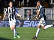 Messi per Freistoß, Douglas Costa kraftvoll - Top-10-Tore