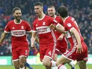 Torgefährliche Verteidiger - Middlesbrough springt auf Play-off-Rang