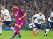 Gündogan eiskalt - City bei den Spurs meisterlich