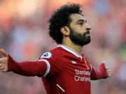 Genialer Salah! Liverpool gegen Bournemouth souverän
