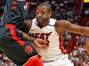 Wade macht den Unterschied - Miami gleicht aus