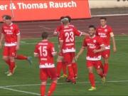 Torreiches Pokalspektakel – FSV Duisburg schnuppert an der Sensation
