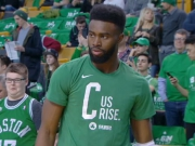 Historischer Brown - Celtics mit Galavorstellung