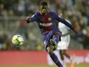 Dembelé trifft, aber Handtor rettet Celta Vigo