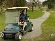 Golfen statt Handball - Lasse Svan im Porträt