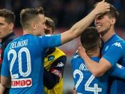 Offensiv-Spektakel - Neapel dreht zweimal das Spiel