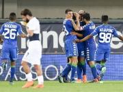 Ecke, Durcheinander, Tor - Sassuolo schnappt sich den Sieg